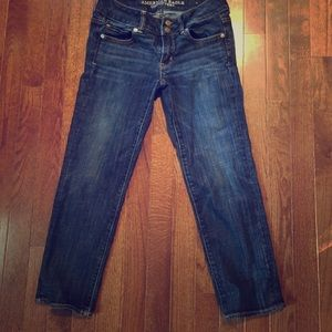 American Eagle Outfitters Jeans - AE Cropped Jeans